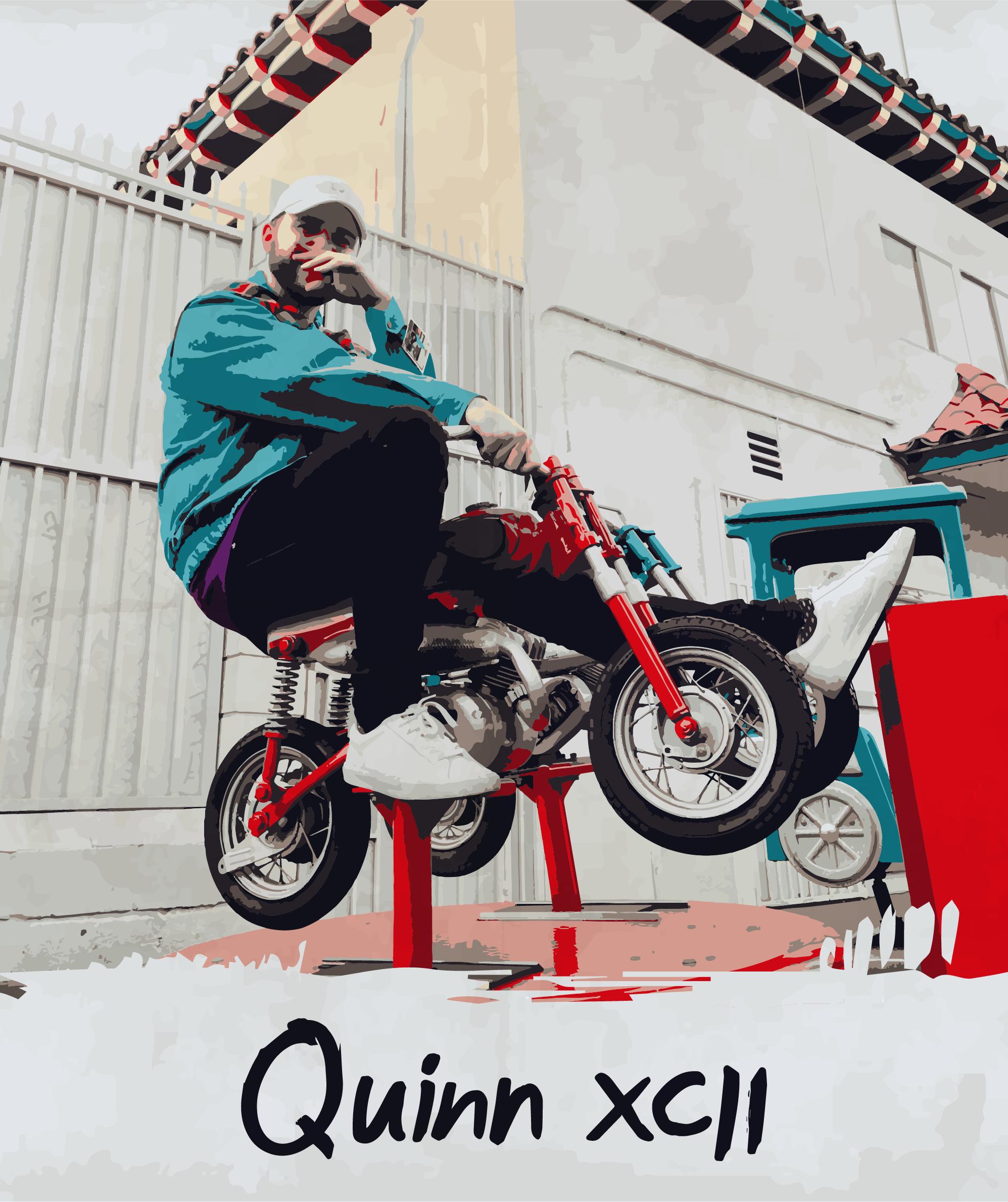 Quinn XCII Illustration